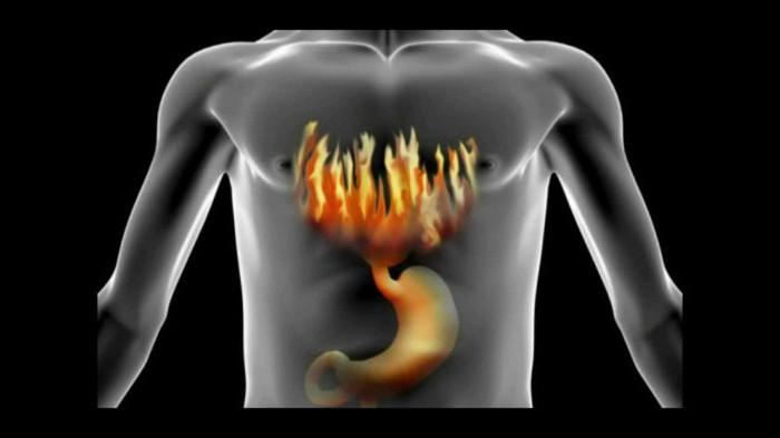 симптомы хронического гастрита у детей