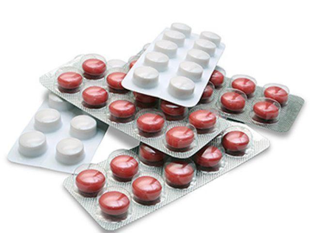 Упаковка с лекартсвами