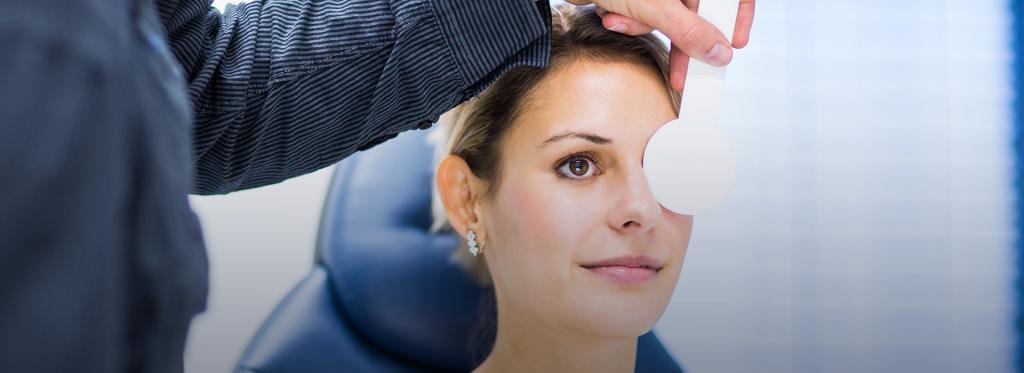 центральная дистрофия сетчатки глаза
