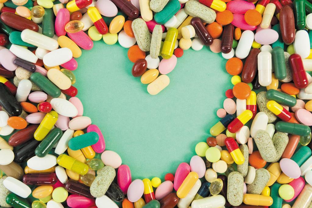 Витамины против прыщей