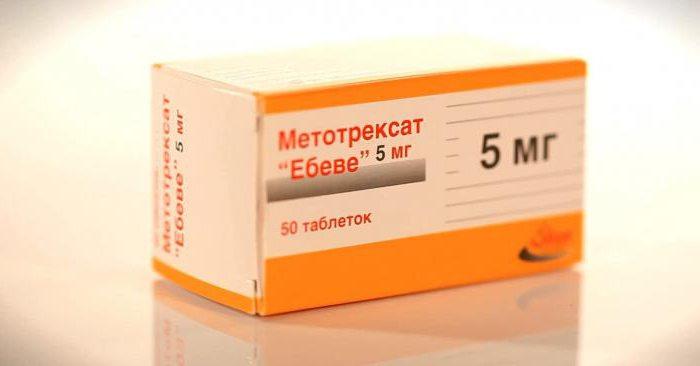 артрит лечение препараты