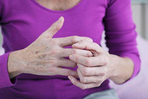 ревматоидный артрит какая группа инвалидности