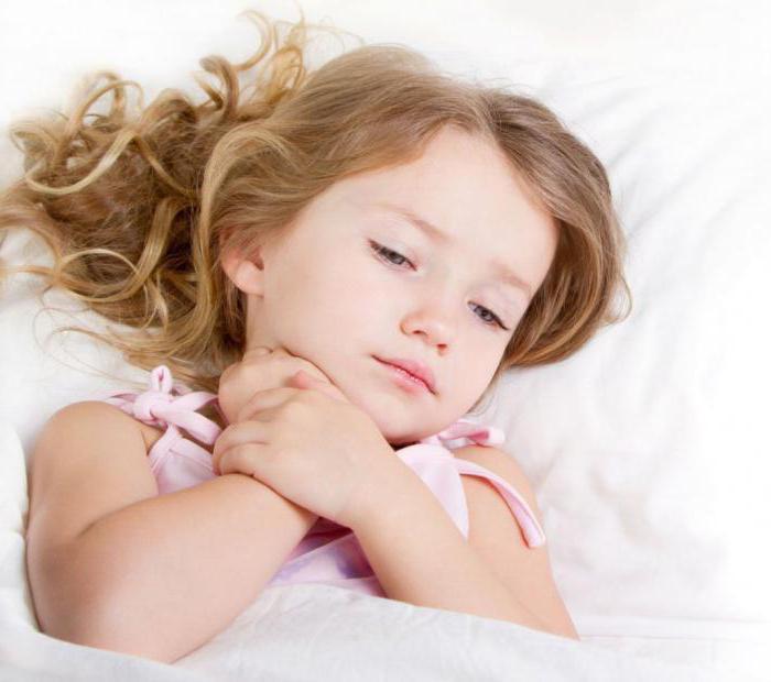 Дерматит инфекционный у детей
