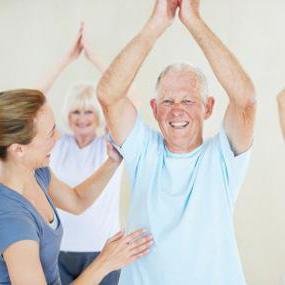 ЛФК при ревматоидном артрите комплекс упражнений