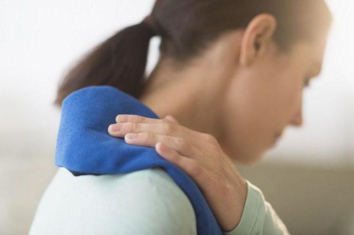 артрит плечевой