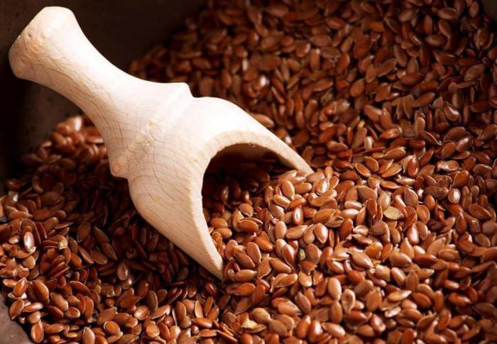 семя льна при гастрите с повышенной кислотностью