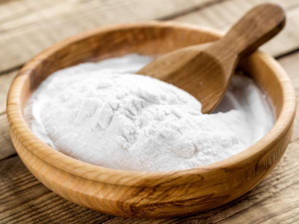 Смесь соды с солью