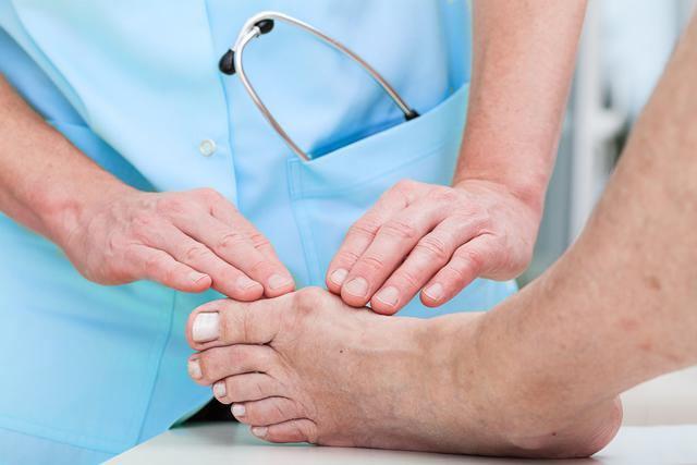 болезнь подагрический артрит