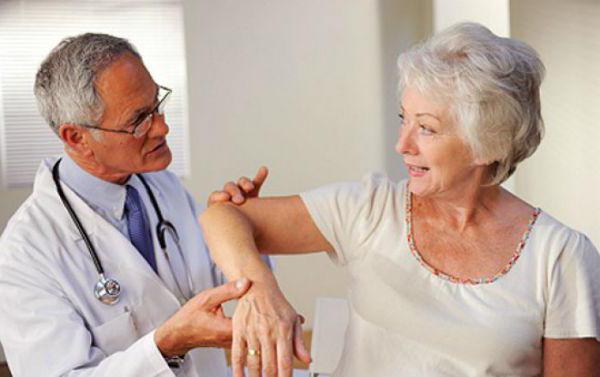 Упражнения ЛФК при ревматоидном артрите