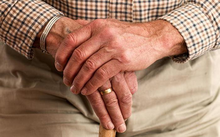 признаки артрита пальцев рук