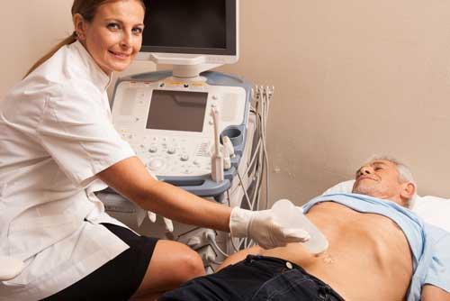 Подготовка больного к УЗИ органов брюшной полости