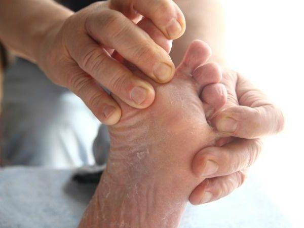гангрена ноги при сахарном диабете лечение