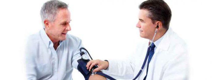 хроническая артериальная гипотензия