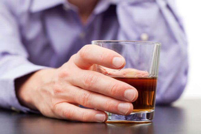 какое действие алкоголя на организм при гепатите