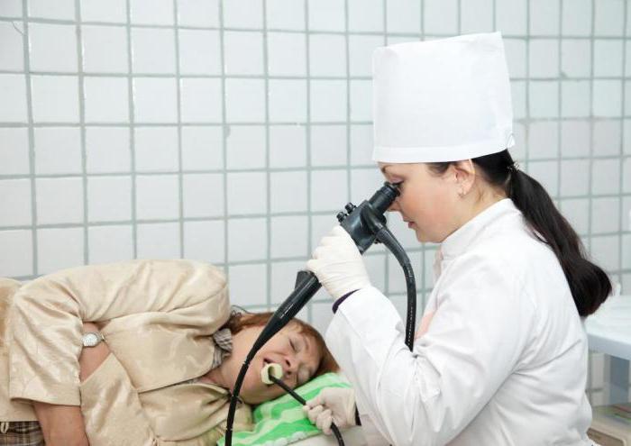 острый гастрит симптомы и лечение