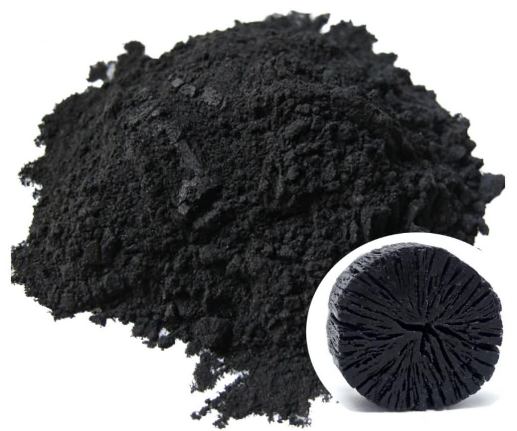 маска из угля от черных точек рецепт