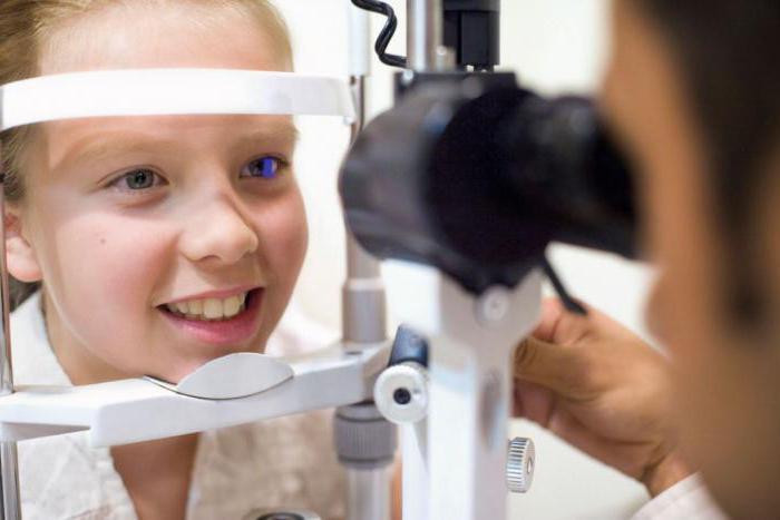 венозная ангиопатия сетчатки обоих глаз у ребенка