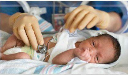 неотложная помощь доношенному новорожденному с тяжелой асфиксией