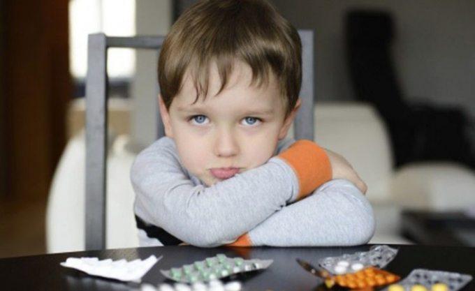 какие препараты поднимают иммунитет у детей