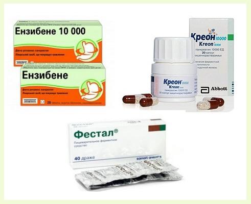 Лечение хронического панкреатита дома