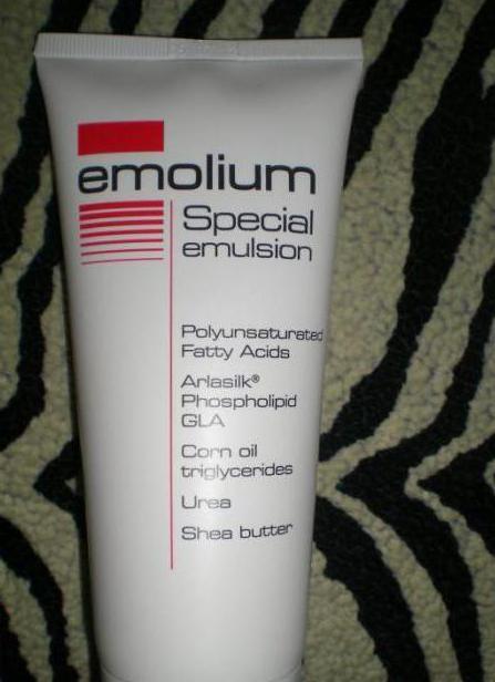 эмолиум эмульсия при атопическом дерматите