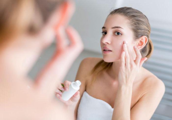 дерматит контактный на лице лечение