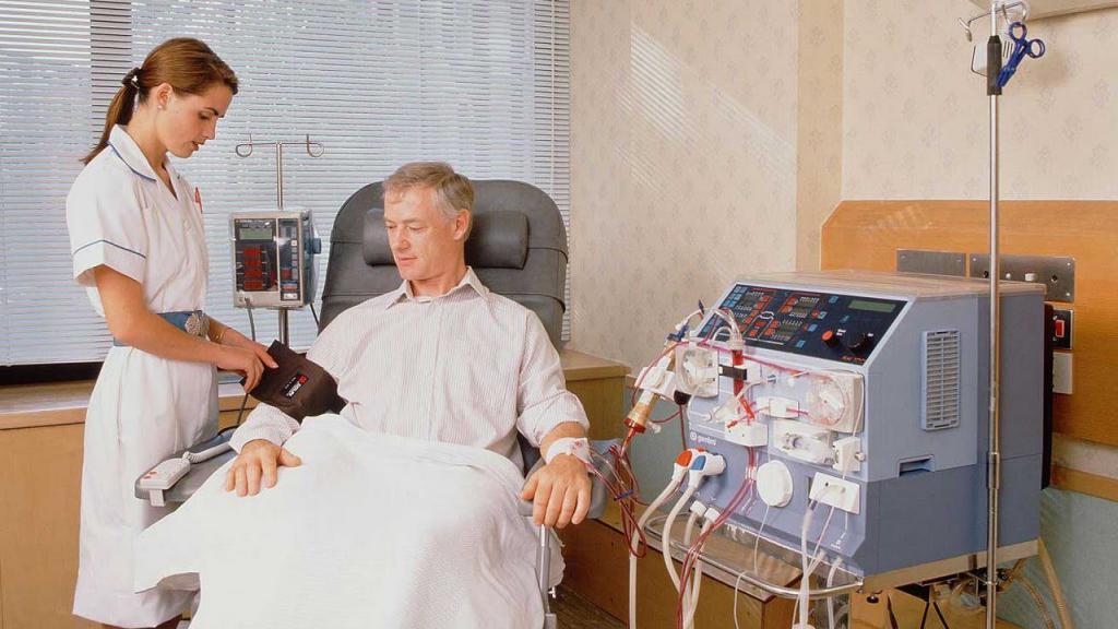 хроническая почечная недостаточность патогенез