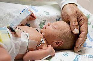 последствия асфиксия новорожденных