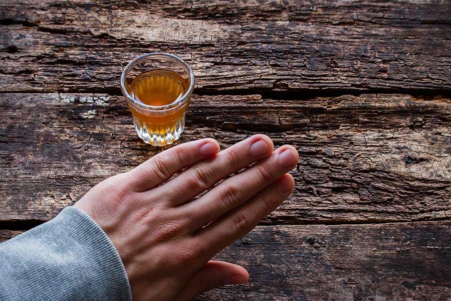 Отказ от спиртного - залог здоровой печени!