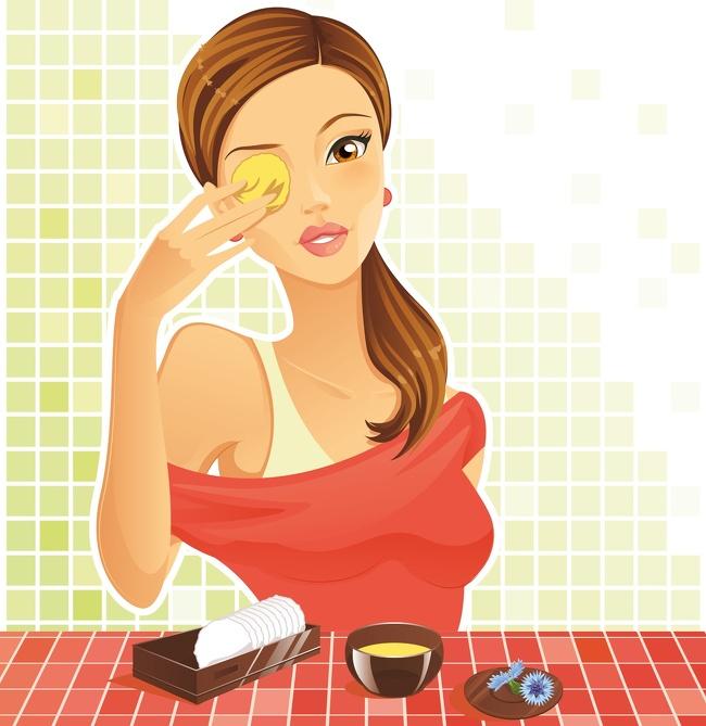 Промывание глаз народными способами
