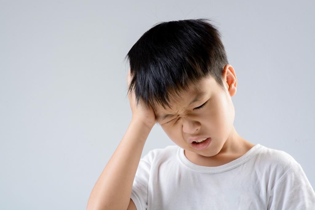 сосудистая дистония у детей