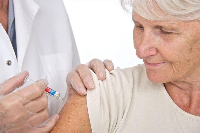 инъекции для пожилых людей