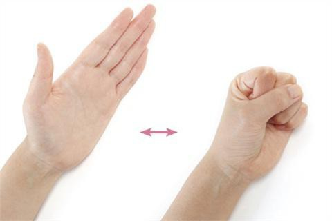 ЛФК ревматоидный артрит кисти рук