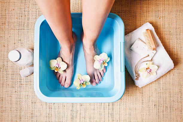 ванночка с солью