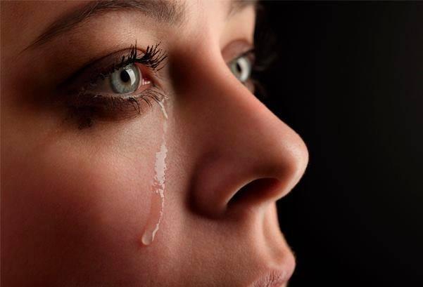 Устраняем припухлости после слез