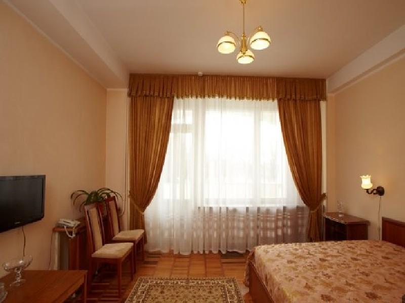Гостиничный номер санатория им М.И. Калинина