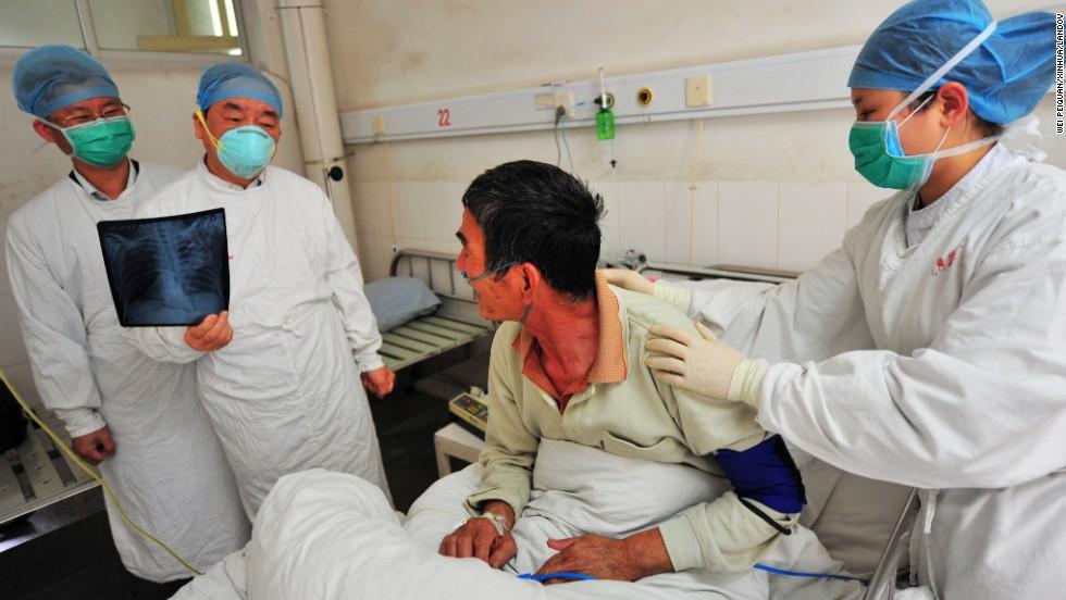 диагностика и лечение птичьего гриппа