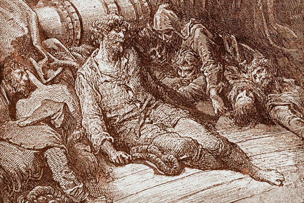 История цинги