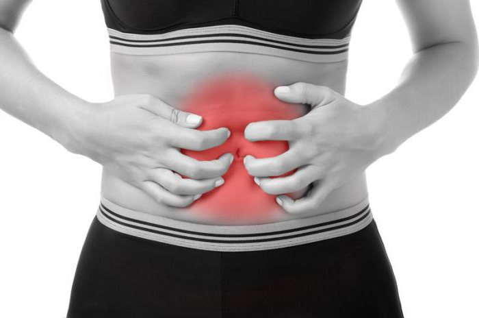 симптом хронического гастрита с секреторной недостаточностью