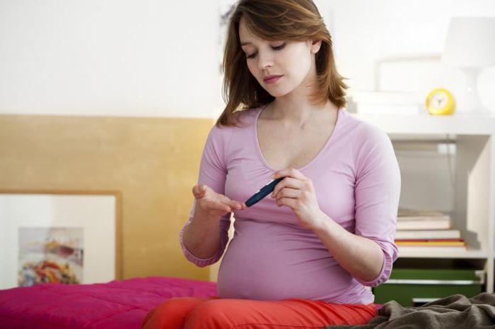 гестационный сахарный диабет у беременных и цитокины