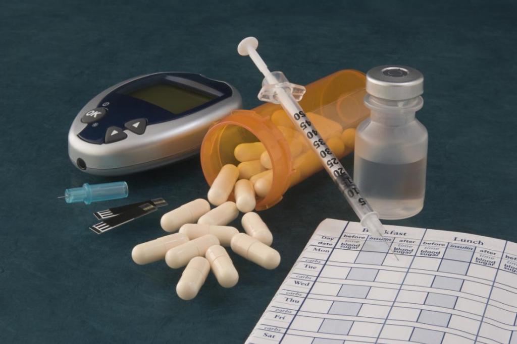 таблетки метформин