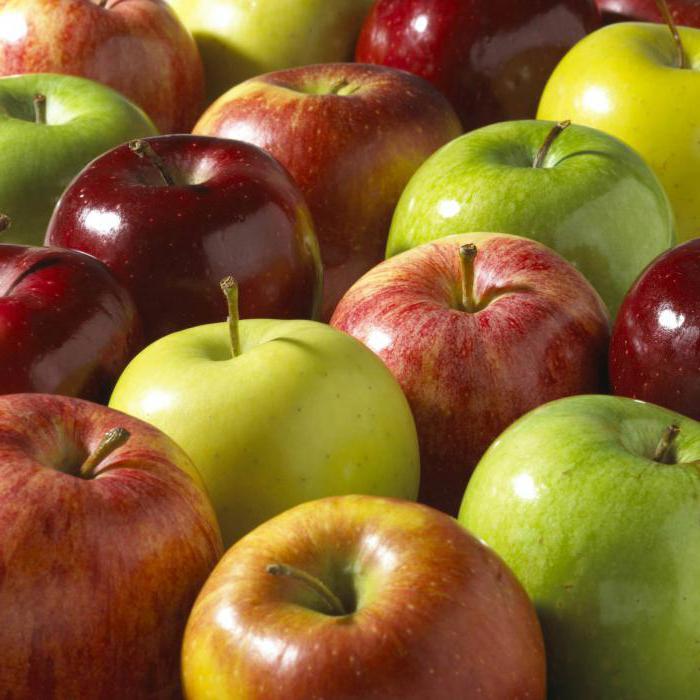 яблоки при обострении гастрита