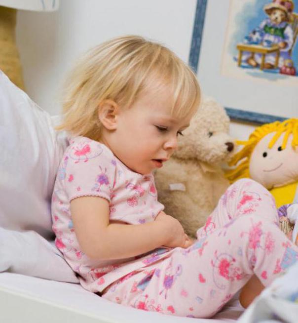 Гастрит у маленьких детей симптомы и лечение