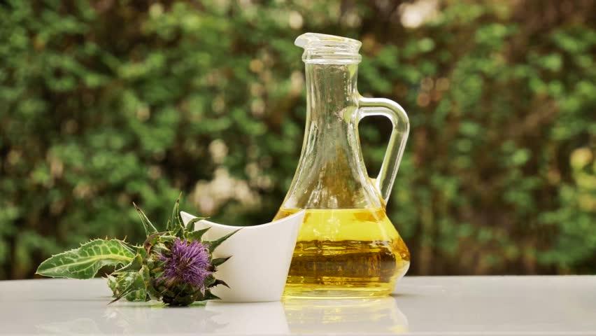 Как приготовить масло из расторопши