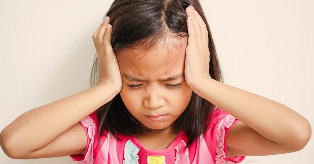 вегетососудистая дистония у детей