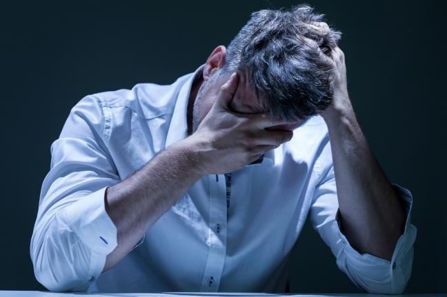 депрессия симптомы у мужчин как выйти
